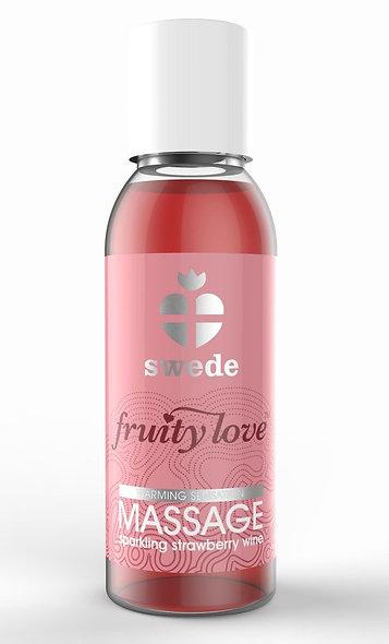 Massage Oil Strawberry 50Ml