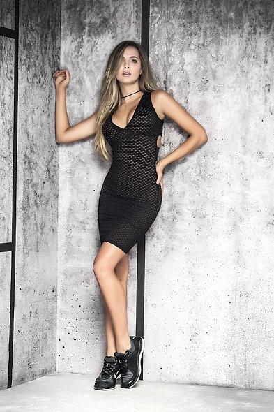 Dress Style 4462 - Black