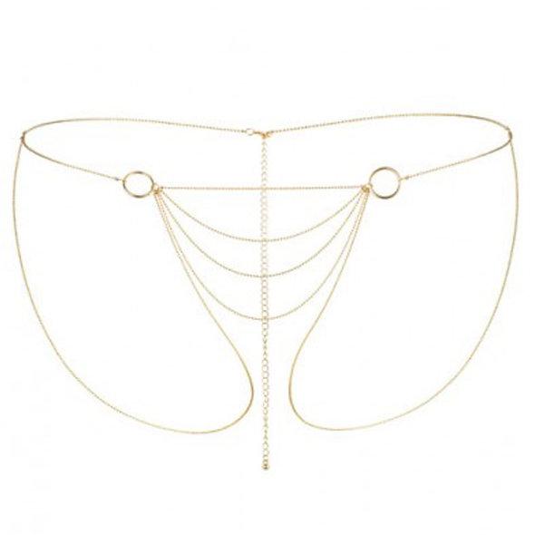 Magnificent - String Bikini - Gold