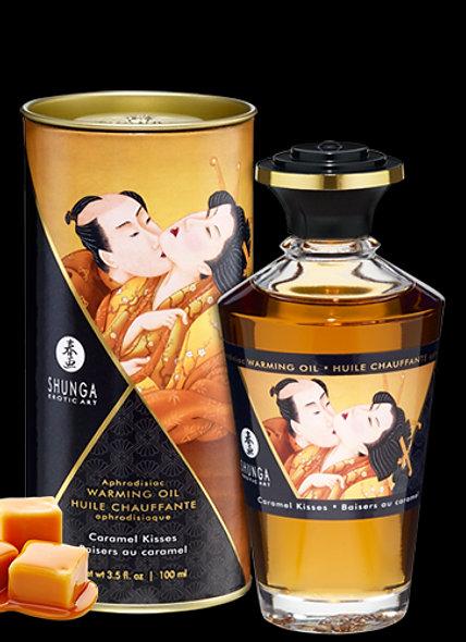 Heating Oil Aphrodisiac - Caramel Kisses
