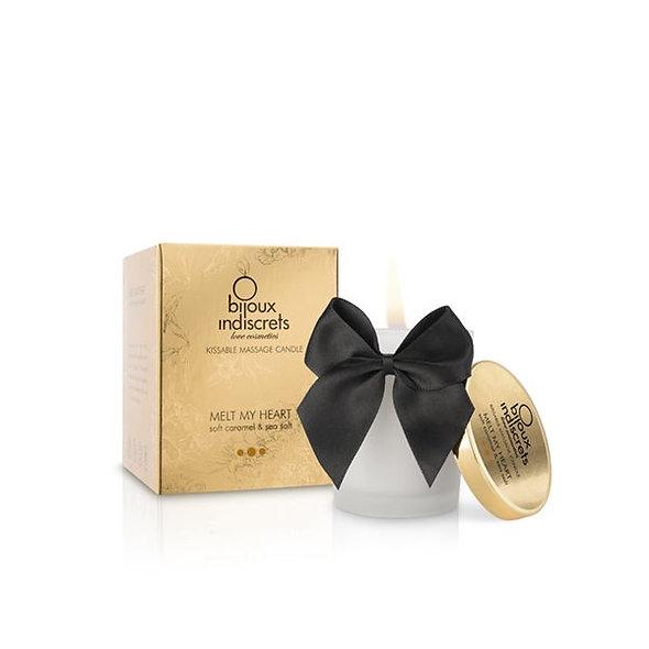Kissable Massage Candle - Caramel Sweet