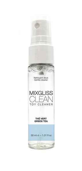 Mixgliss Sextoys Cleaner 30 Ml - Green Tea