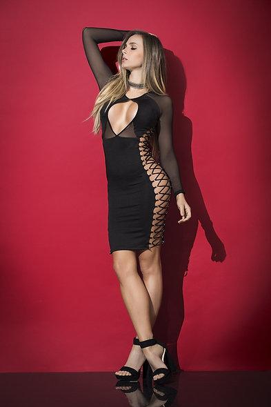 Dress Style 4468 - Black