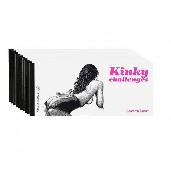 Kinky Checkbook Challenges Apollonia Saintclair