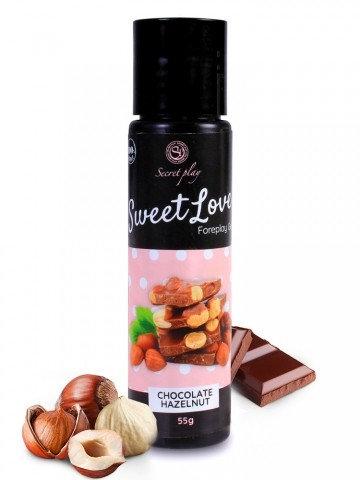 Edible Gel Chocolate Hazelnut 3673-60 Ml