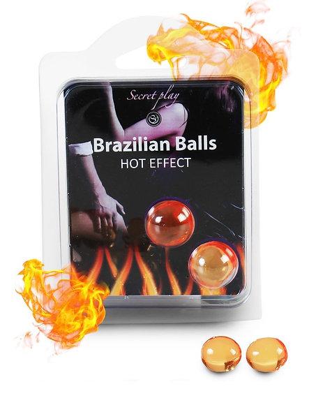 """Brazilian Duo Balls """"Hot Effect"""" 3575"""