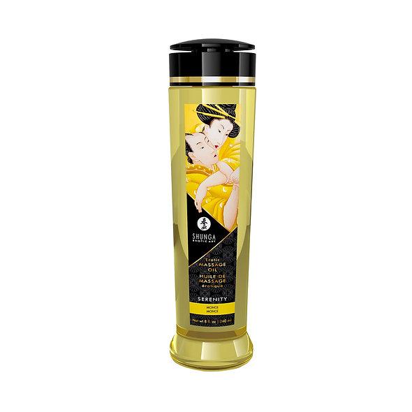 Erotic Massage Oil - Serenity - Monoï - 240 Ml