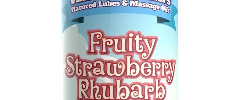 Lubricant V & M Flavor Strawberry Rhubarb - 150 Ml