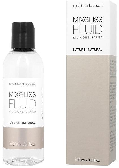 Mixgliss Fluid Nature Silicone 100Ml