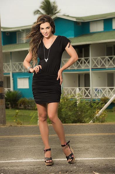 Dress Style 4917 - Black