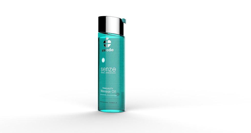 Massage Oil Senze Tranquility - 75 Ml