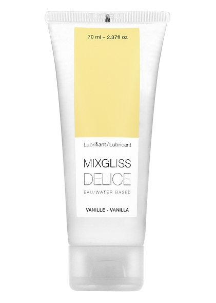 Mixgliss Water - Delice Vanilla 70Ml
