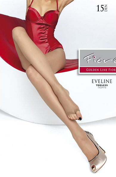 Eveline Tights 15 Den - Black