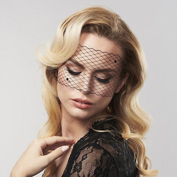 Louise Mask - Black