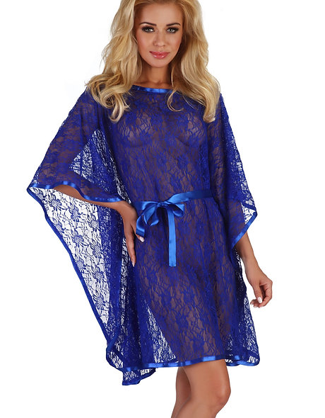 Genevieve Dress - Blue