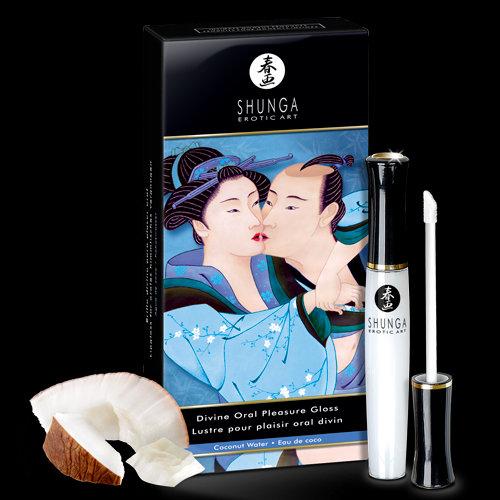 Oral Pleasure Gloss Divine - Coconut Water