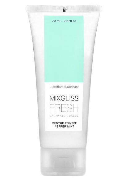 Mixgliss Water - Fresh Peppermint 70Ml