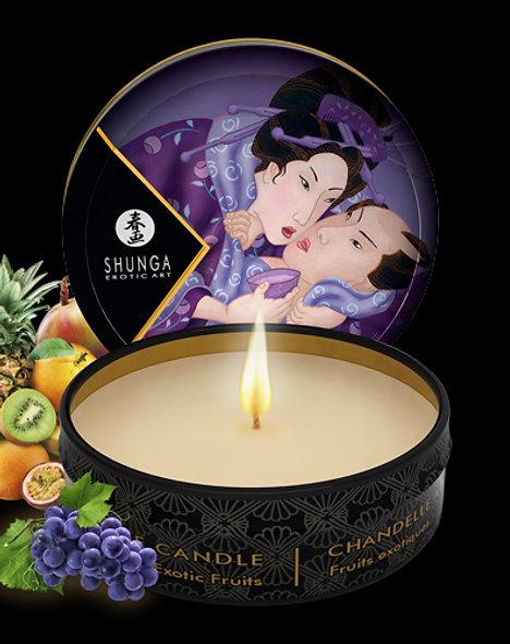 Mini Candle Massage - Exotic Fruits