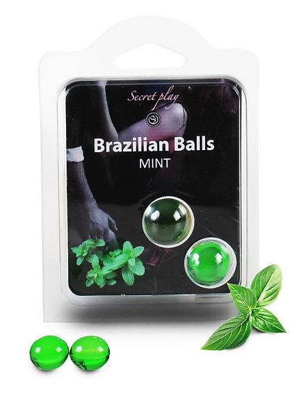 Brazilian Duo Mint Balls 3385-8