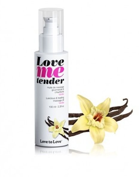 Love Me Tender Vanilla 100Ml