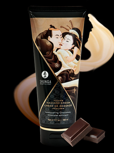 Delectable Massage Cream - Chocolate Intoxicating