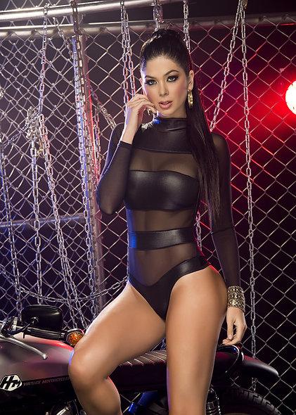 Body Style 2217 - Black