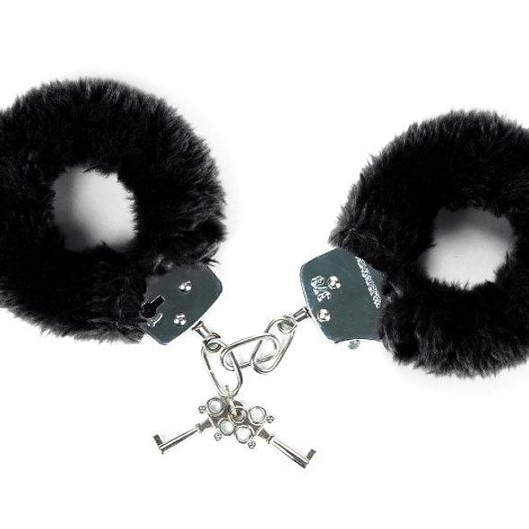 Attach Handcuffs Me - Black