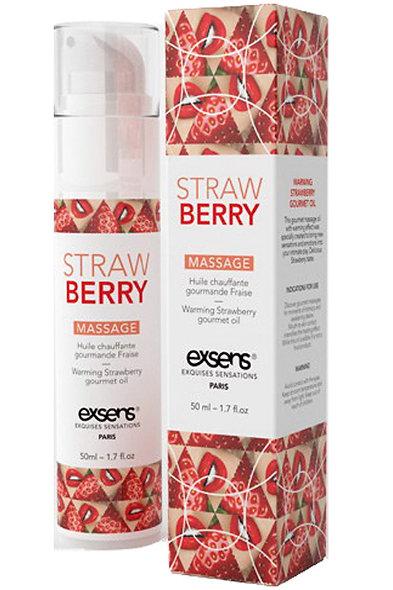 Heating Oil Gourmet Strawberry 50Ml