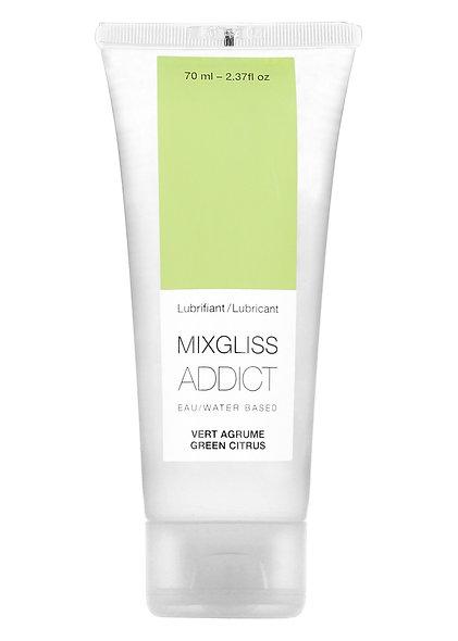 Mixgliss Water - 70 Ml Citrus Green Addict