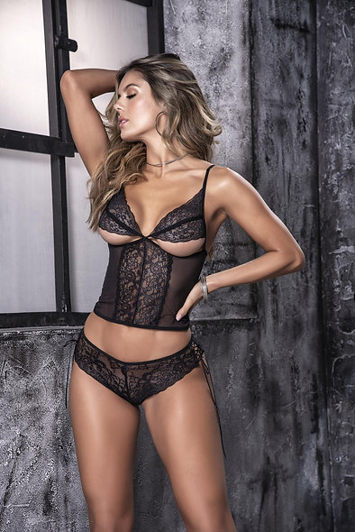 Body Style 8504 - Black