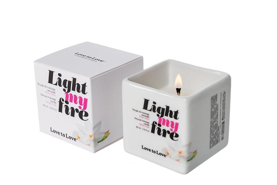 Light My Fire White Musk 80Ml