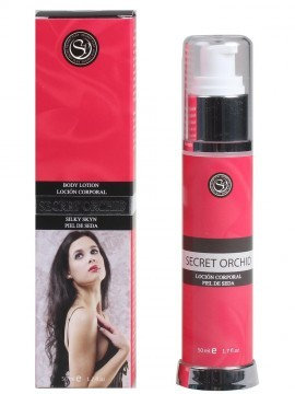 Body Lotion With Pheromones - Secret Orchid - 50 Ml 3202