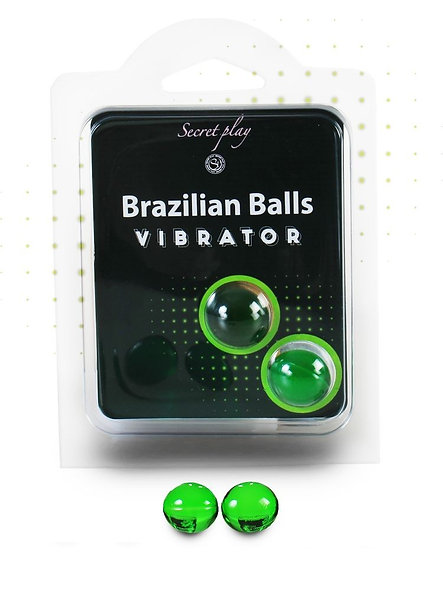 "Brazilian Duo Balls ""Vibrator"" 3591"