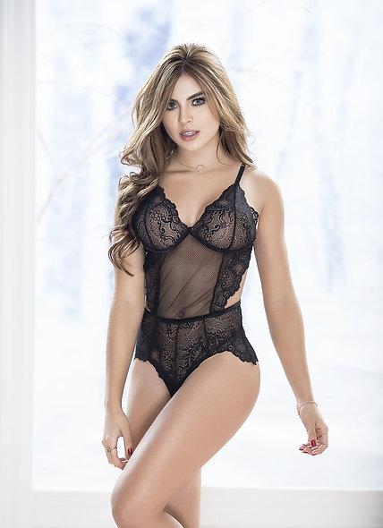 Body Style 7154 - Black