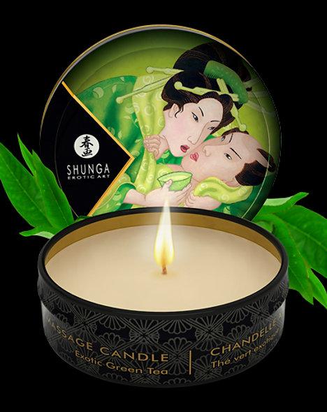 Mini Massage Candle - Green Tea Exotic