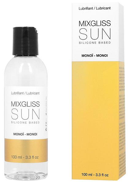 Mixgliss Sun - Silicone 100 Ml Monoi