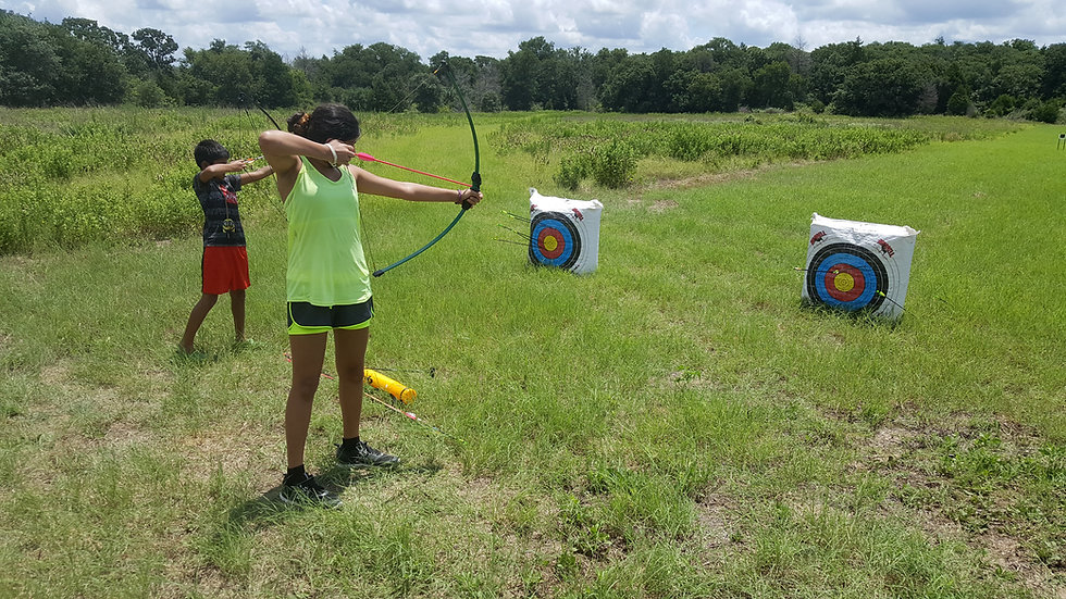 Archery (beginners)