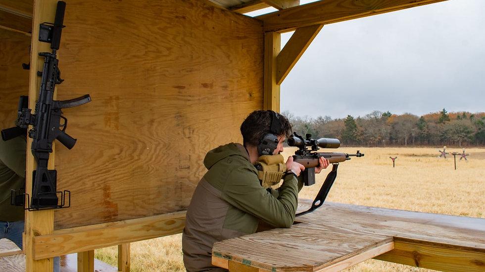Outdoor Pistol/Rifle Range