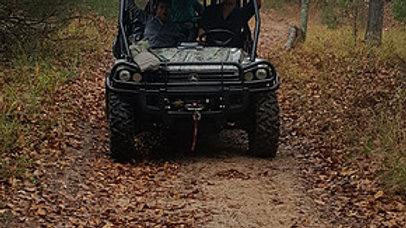 UTV/Jeep Ride (guided)