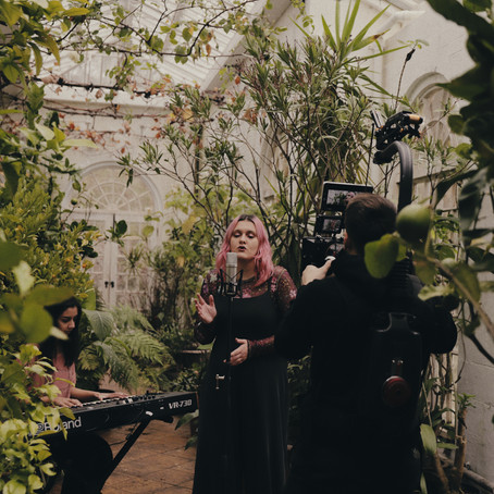 "Amy Walklett releases ""Why Do You (Acoustic)"" alongside beautiful shots from Official Music Video"