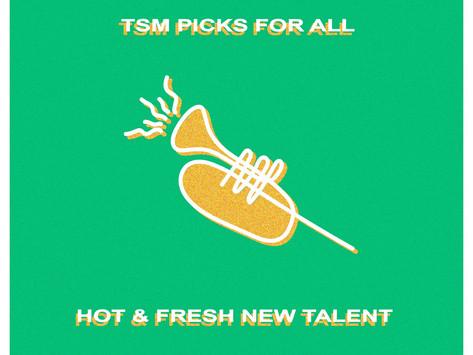TSM Picks for All - Playlist on Spotify