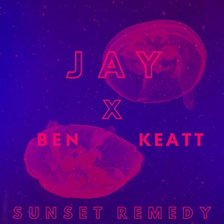 "Pop producer JAY soft-releases debut single ""Sunset Remedy"" (ft. Ben Keatt)"
