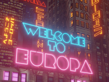 "RELEASE RADAR: Caravella's Debut Single ""Welcome To Europa"""