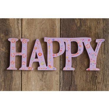 HAPPYサイン