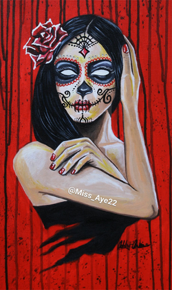 Culture Mask Series Red