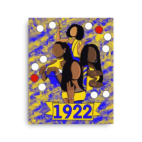 SGRhos 1922 Canvas