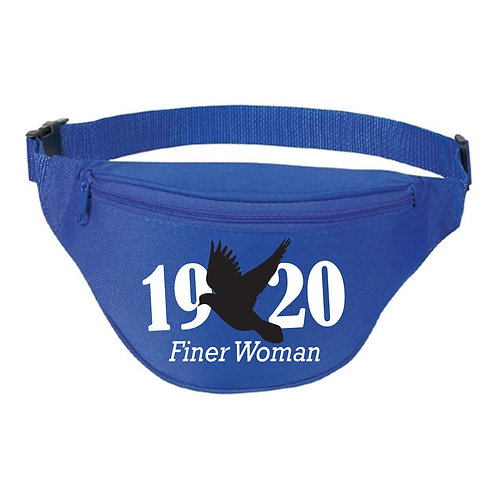 Finer Woman Fanny Pack