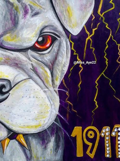 Que Dog 1911