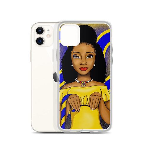 RHOyal 22 iPhone Case