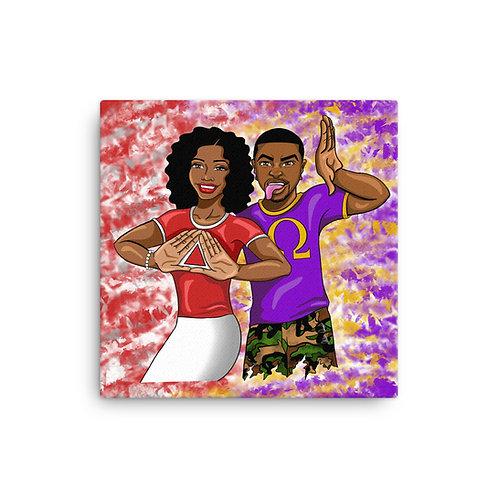 Coleman Love Canvas Prints